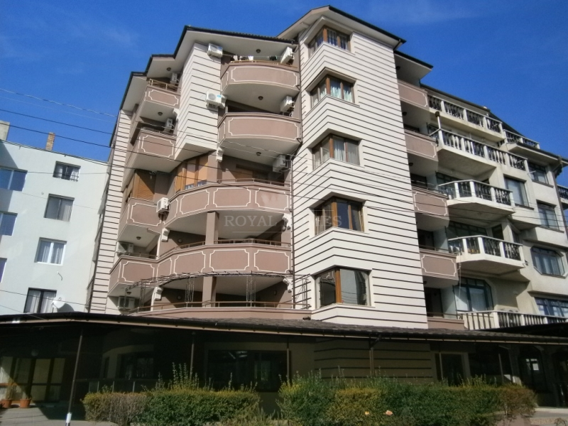 Недвижимость в Болгарии с видом на море в жилом до
