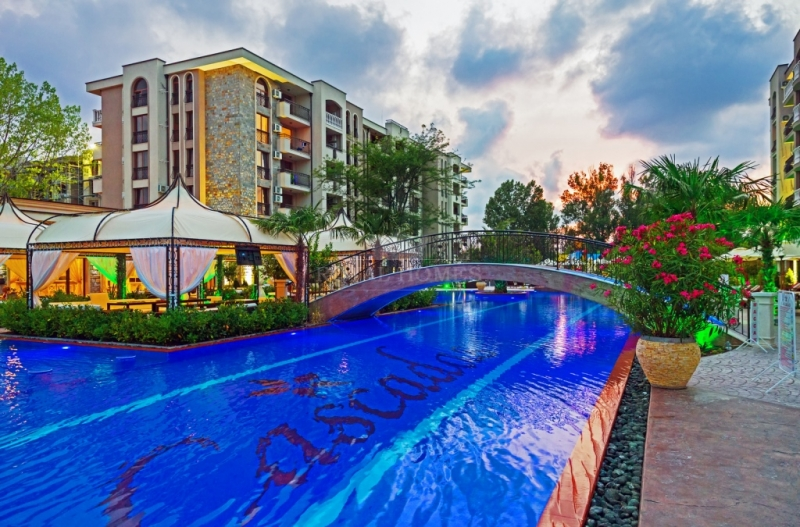Купить недвижимость в Болгарии в комплексе Каскада
