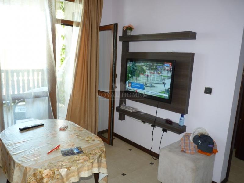Двухкомнатная квартира в Святом Власе с видом на м
