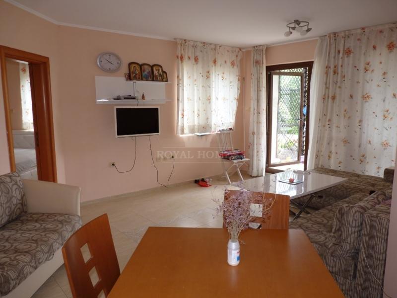 Двухкомнатная квартира в Болгарии на первой линии