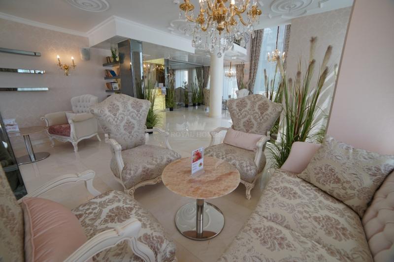 Роскошная квартира тип петхаус в городе Святой Вла