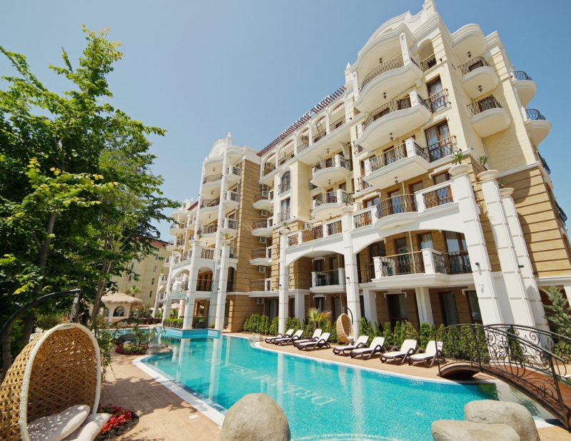 Вторичная недвижимость в Болгарии, комплекс Harmon