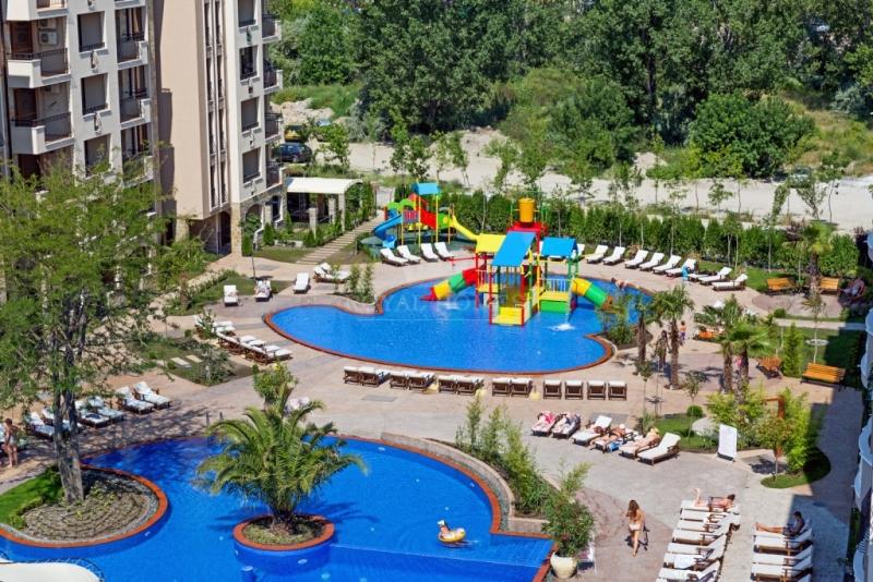Купить вторичку в Болгарии, комплекс Каскадас.