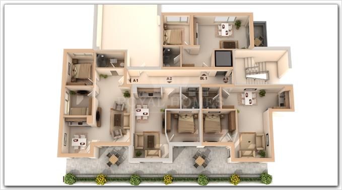 Квартиры в городе Бяла недорого комплекс - Gliko S