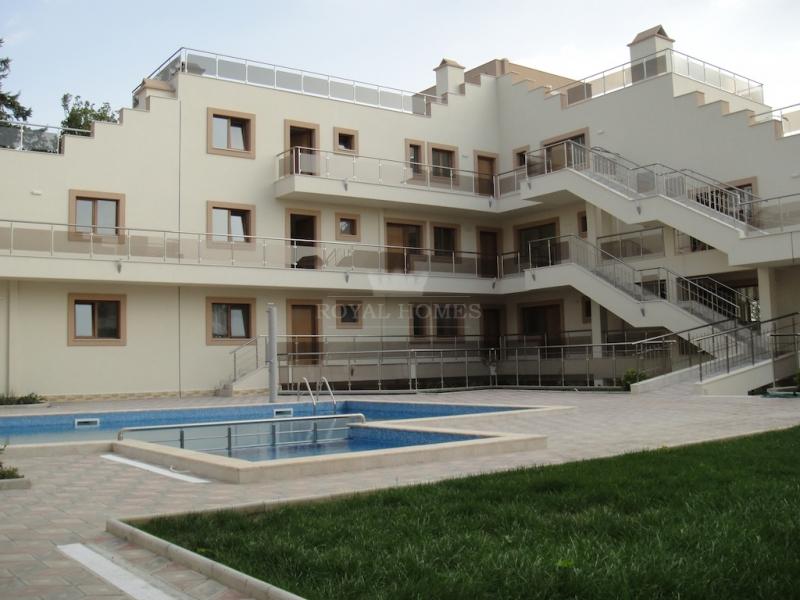 Квартиры в Бяла в новом  закрытом комплексе Танго.