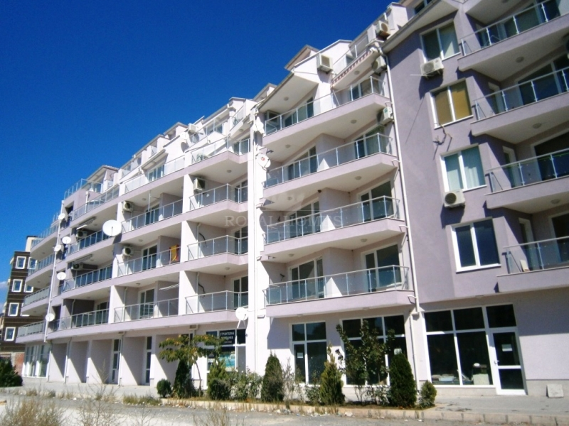 Квартиры в Болгарии с видом на море в городе Помор
