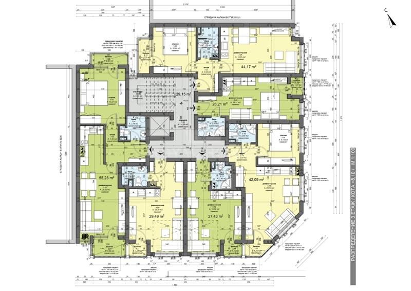 Недвижимость в Болгарии от застройщика. Квартиры в