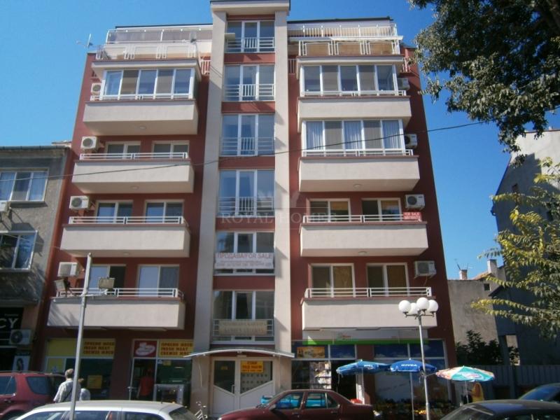 Квартиры и студии в Болгарии в Поморие для кругло