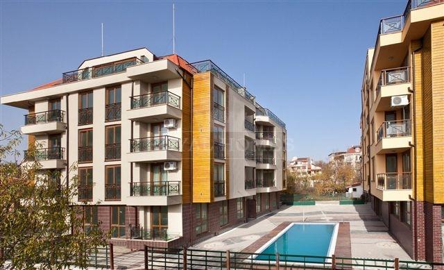 Квартиры в Болгарии с видом на море