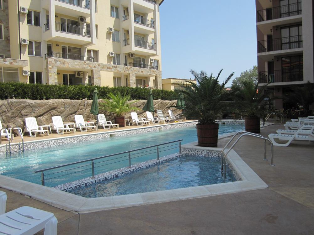Купить квартиру в Болгарии дешево на Солнечном бер