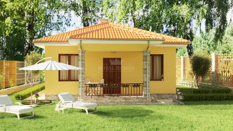 Купить в Болгарии дом недорого.