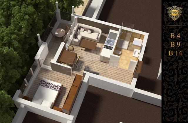Недвижимость в Болгарии на море класса Люкс. Кварт