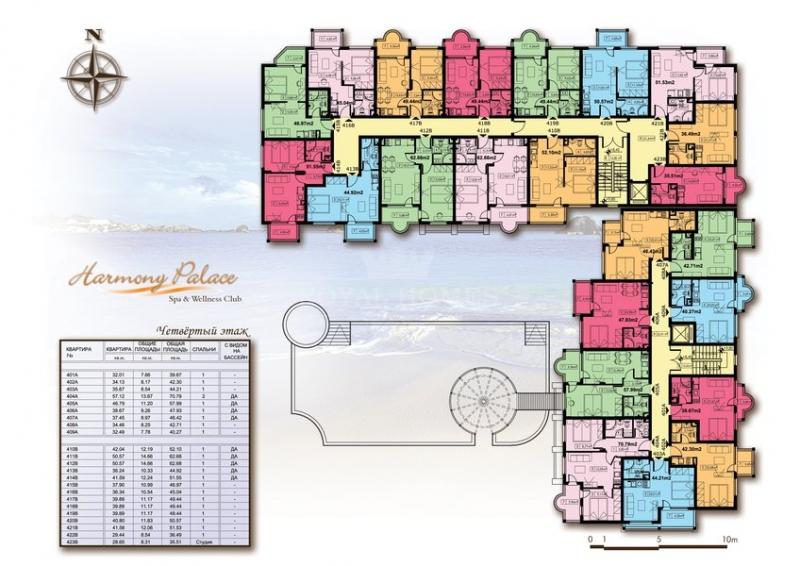 Недвижимость в Богларии у моря. Купить квартиру на
