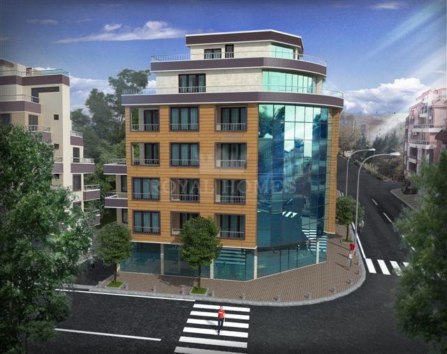 Городская недвижимость в Болгарии у моря. Квартиры