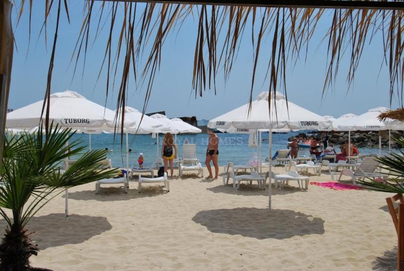Комплекс квартир Olympia Beach в Равда.