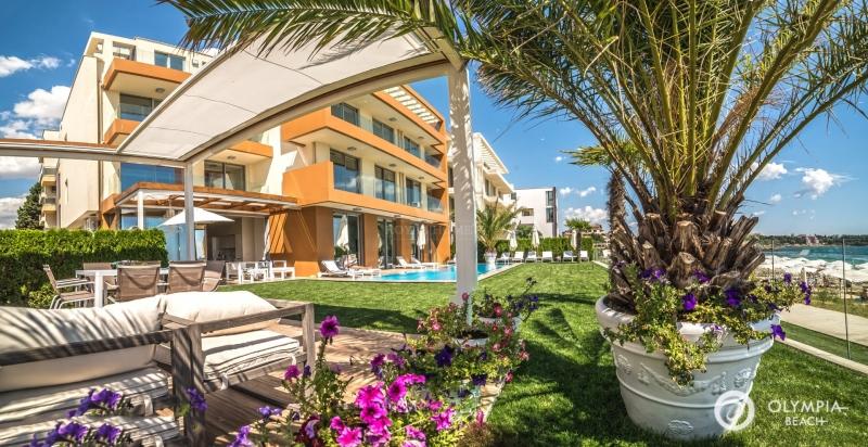 Элитная недвижимость в Болгарии у моря на первой л
