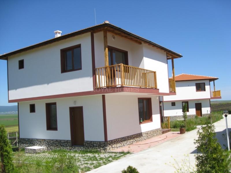Дома в Болгарии на море