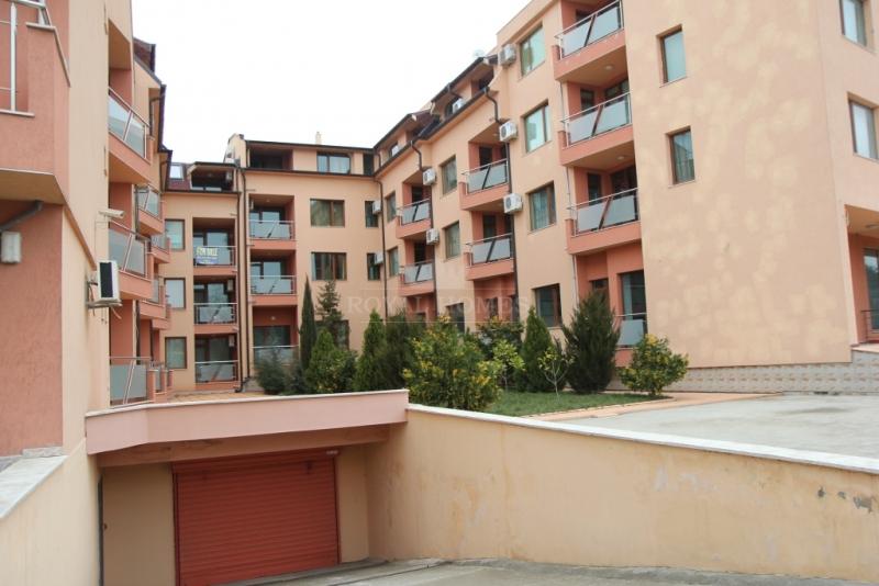 Квартиры в Болгарии на южном побережье в Несебр.