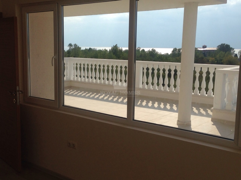 Панорамная квартира в Болгарии.