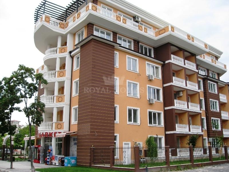 Квартиры в Болгарии на Солнечном берегу - Villa A