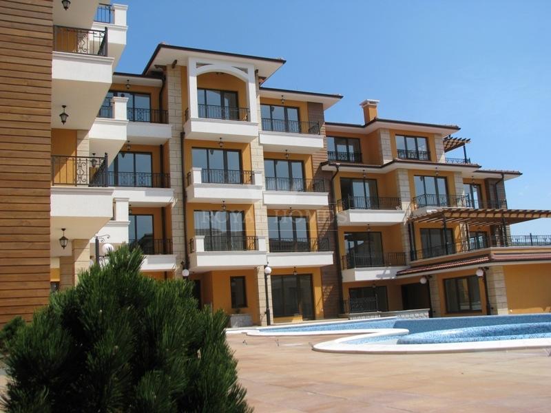 Квартиры в Болгарии на море в комплексе Boulevard