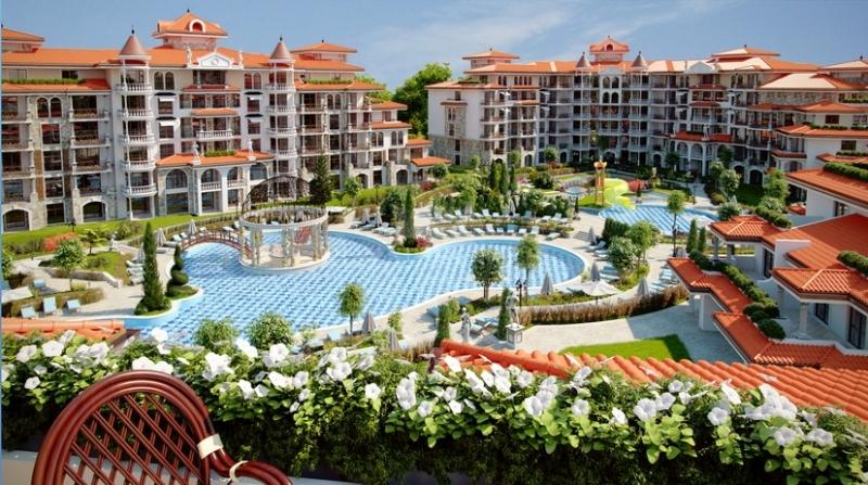 Квартиры в Болгарии в Бургасе на море Недвижимость в