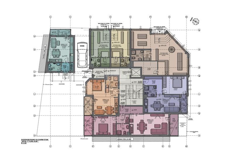 Продажа квартир на побережье Болгарии.