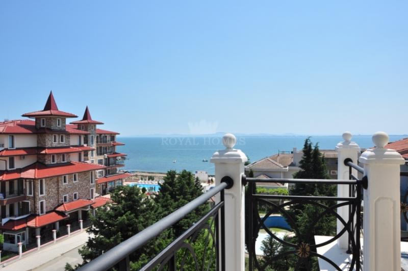 Квартиры в Болгарии на берегу моря.