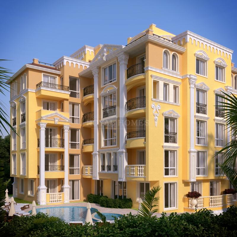 Недвижимость в Болгарии в Несебр для круглогодично