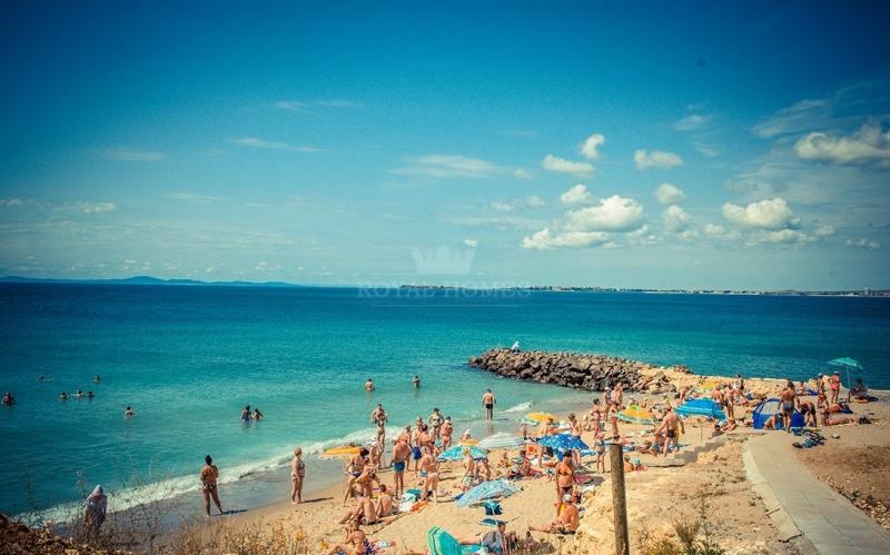Вторичная недвижимость в Болгарии с видом на море.