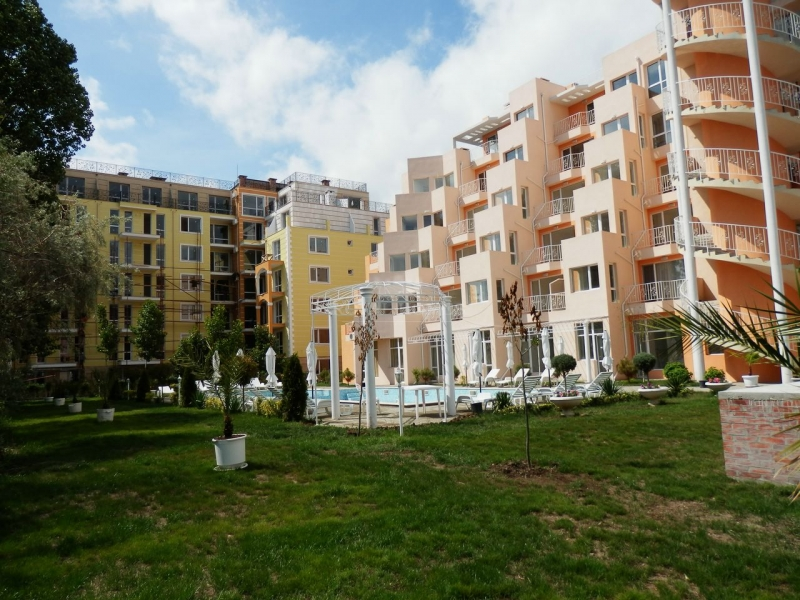 Квартиры в Болгарии на Солнечном берегу.