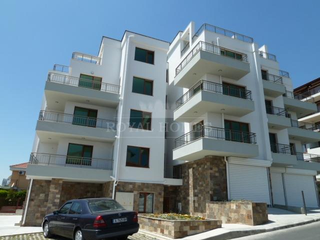 Квартиры в Болгарии с видом на море.