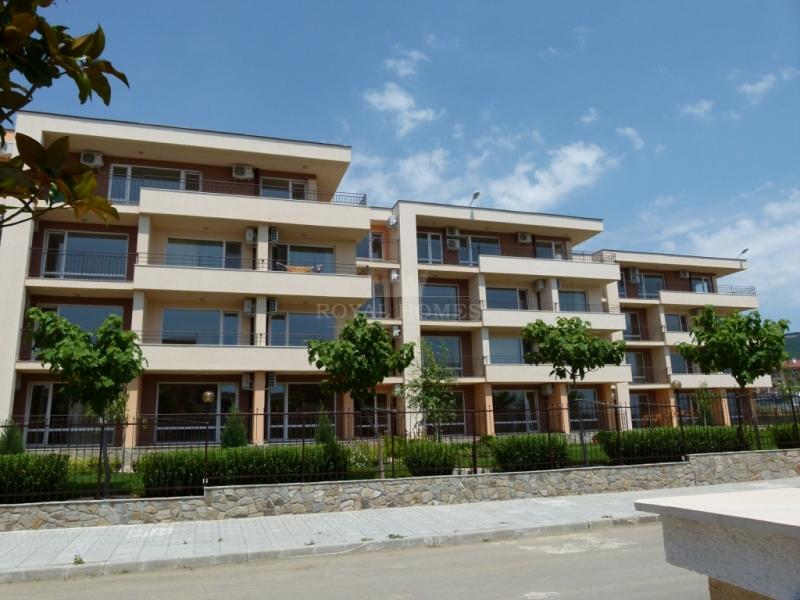 Квартиры в Болгарии в Святом Власе с видом на море
