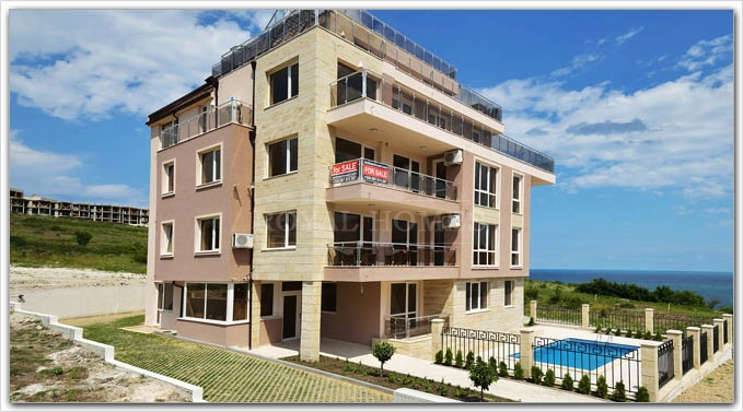 Вторичная недвижимость в Болгарии на море.
