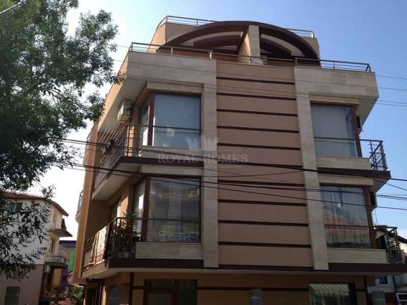 Квартиры в Болгарии недорого на море