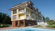 Двухкомнатная квартира в Блгарии с видом на море.