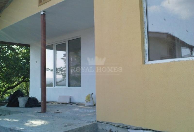 Новый дом в Болгарии на побережье