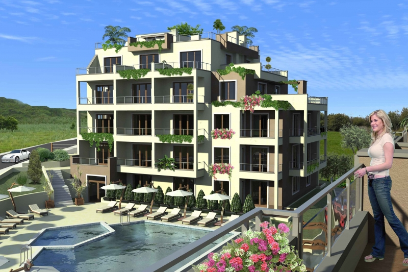 Недвижимость Бургас в Болгарии - квартиры, дома