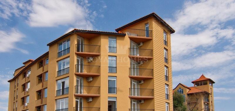 Недвижимость в Болгарии на побережье.
