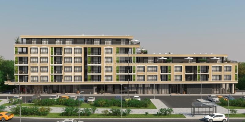 Купить квартиру в Болгарии на море.