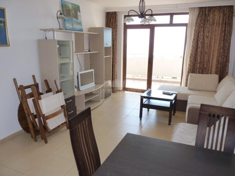 Квартира в Болгарии с видом на море.