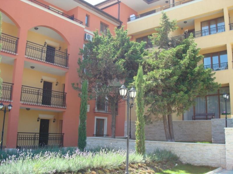 Квартира в комплексе у моря солнечный берег болгария