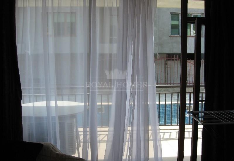 Хорошо меблированная квартира в Болгарии в Святом