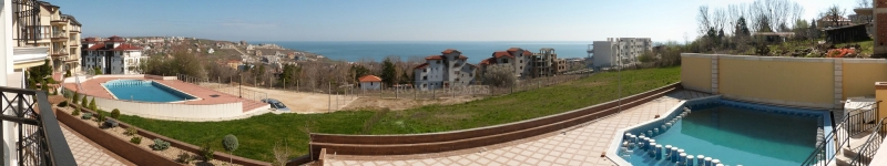 Дешевые квартиры в Болгарии на берегу моря.