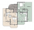 Меблированные квартиры в Болгарии в красивом доме