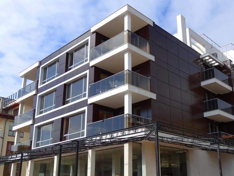 Продажа квартир в Болгарии в городе Святой Влас от