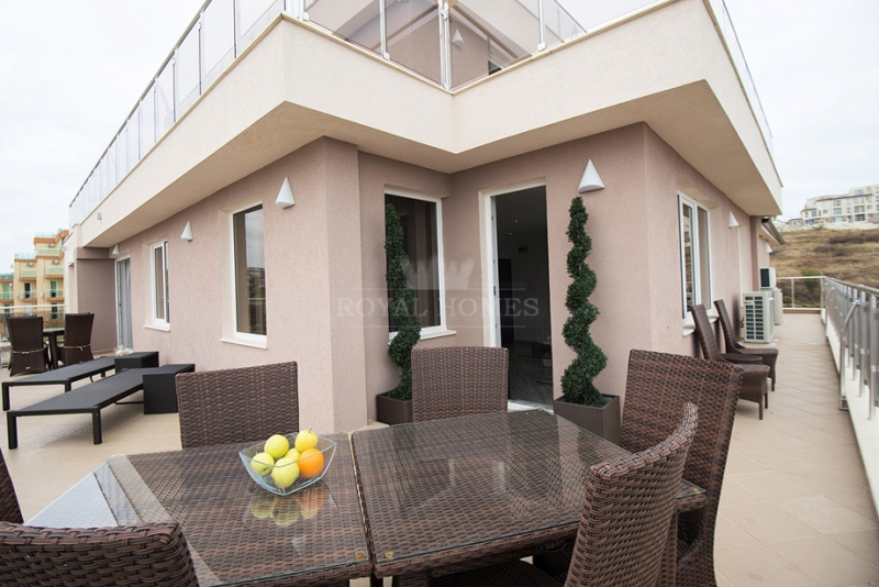 Продажа люкс квартир в Болгарии в Бяла.